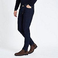 Dark blue Sid skinny jeans