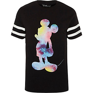 "Schmales T-Shirt mit ""Mickey Mouse""-Print"