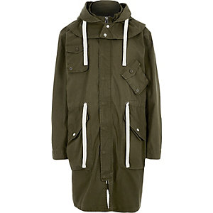 Design Forum – Parka in Khaki