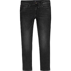 Danny – Schwarze Superskinny Jeans