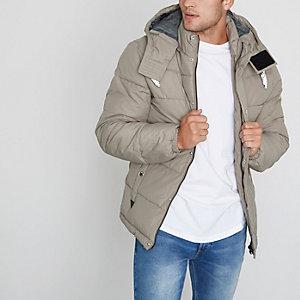 Stone Jack & Jones padded jacket