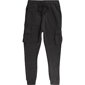 Jack & Jones – Bas de jogging noir