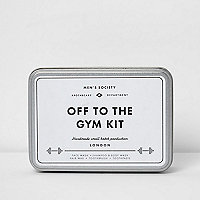Men's Society 'Off To The Gym' kit