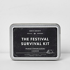 Men's Society – The Festival Survival Kit