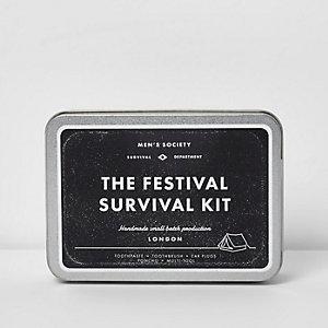 Men's Society – « The Festival Survival Kit », kit pour festival