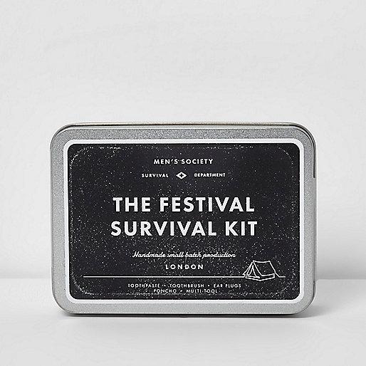 Men's Society 'The Festival Survival Kit'