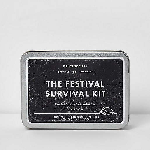 Men's Society 'The Festival Survival Kit'