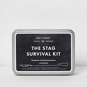 Men's Society 'The Stag Survival Kit'