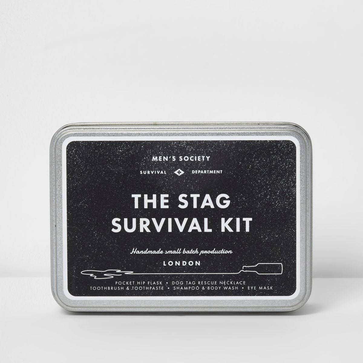 Men's Society 'The Stag Survival Kit'