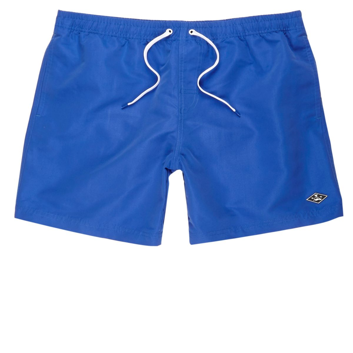 Cobalt blue swim shorts