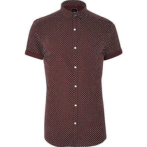George's Men's % Cotton Big Polka Dot Pattern Shirt With French Cuff. by George's. $ - $ $ 19 $ 24 79 Prime. FREE Shipping on eligible orders. Some sizes/colors are Prime eligible. out of 5 stars