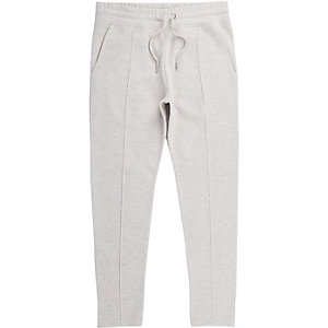 Grey jogging bottoms