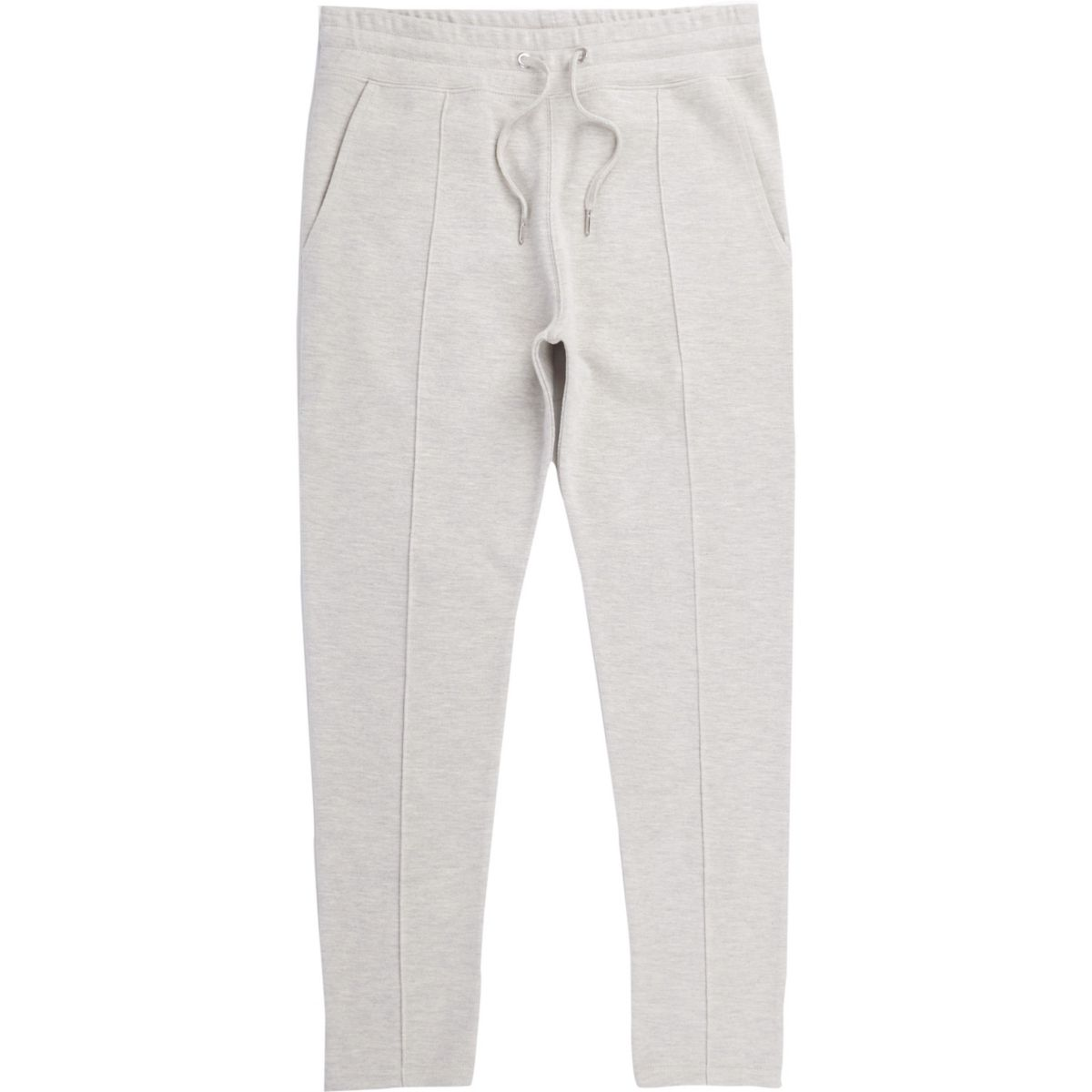 Grey jogging bottoms