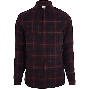 Check Shirts | Men Shirts | River Island