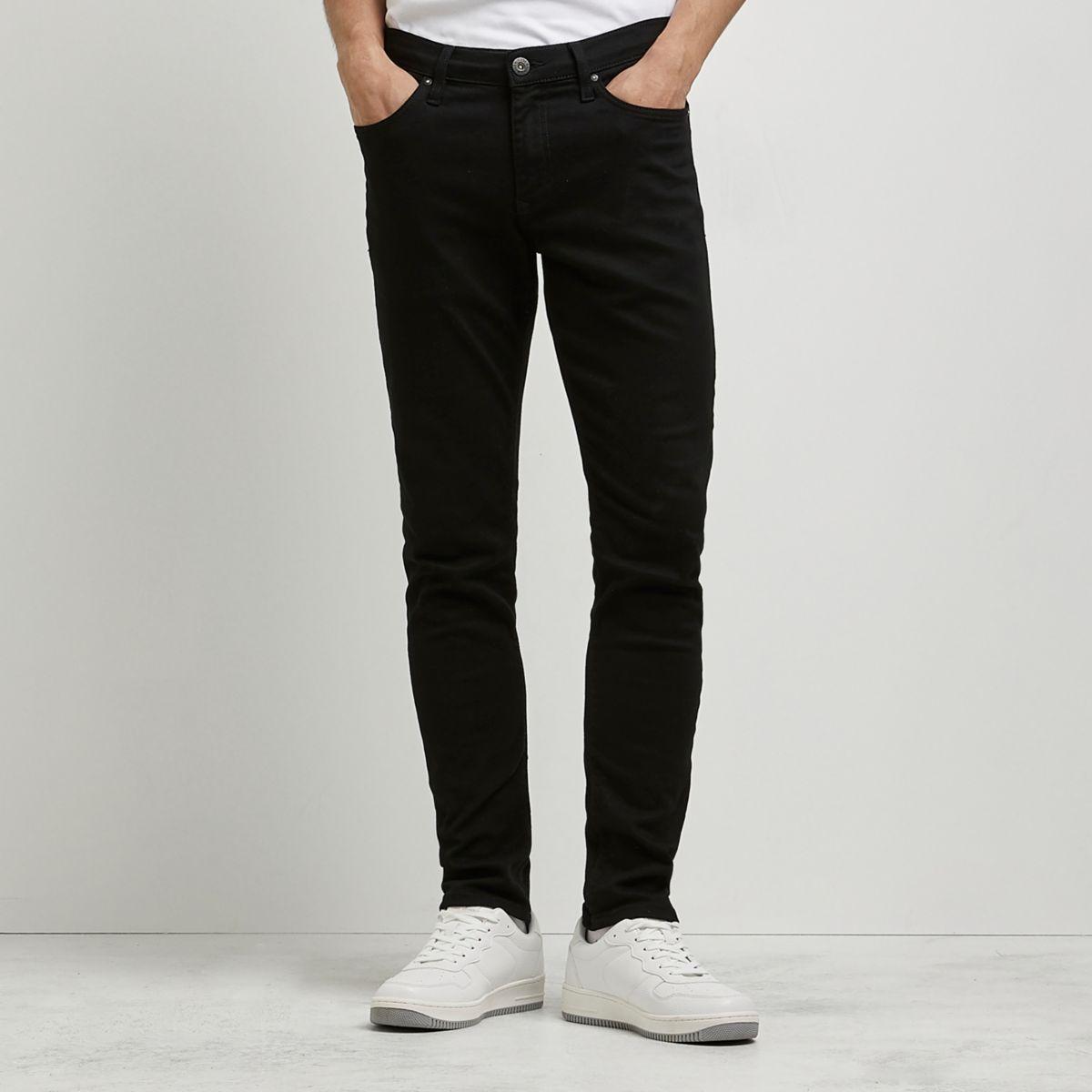 Black Sid skinny jeans
