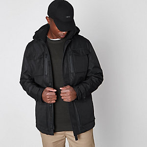 Black Jack & Jones Premium parka jacket