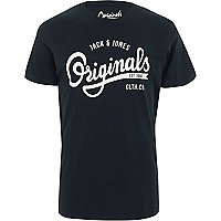 Black Jack & Jones printed T-shirt