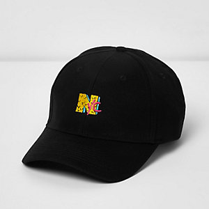 Black 'NYC' cap