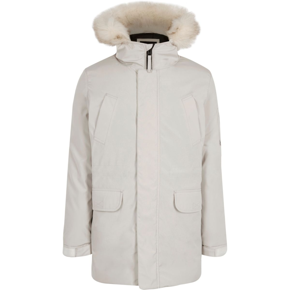 Parkas | Men Coats & Jackets | River Island