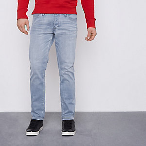 Dylan – Hellblaue Slim Fit Jeans