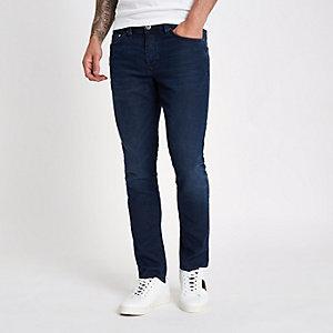 Dylan – Dunkelblaue Slim Fit Jeans