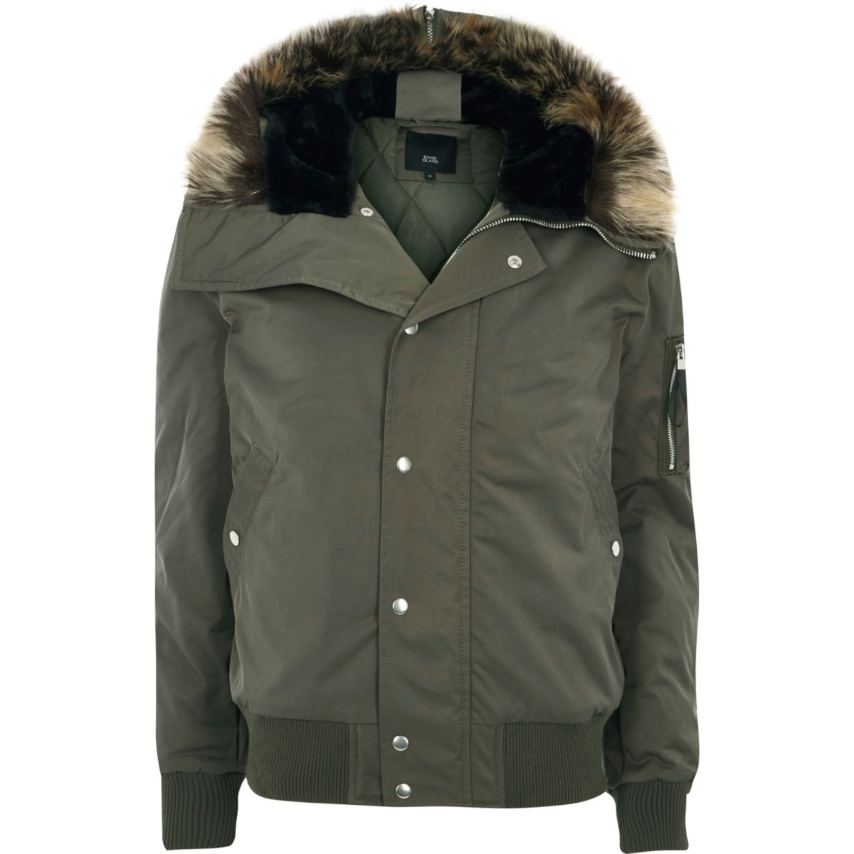 River Island Mens Jacket Size Guide