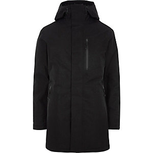 Black Jack & Jones Tech parka coat