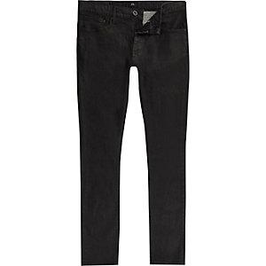 Danny – Beschichtete Super Skinny Jeans