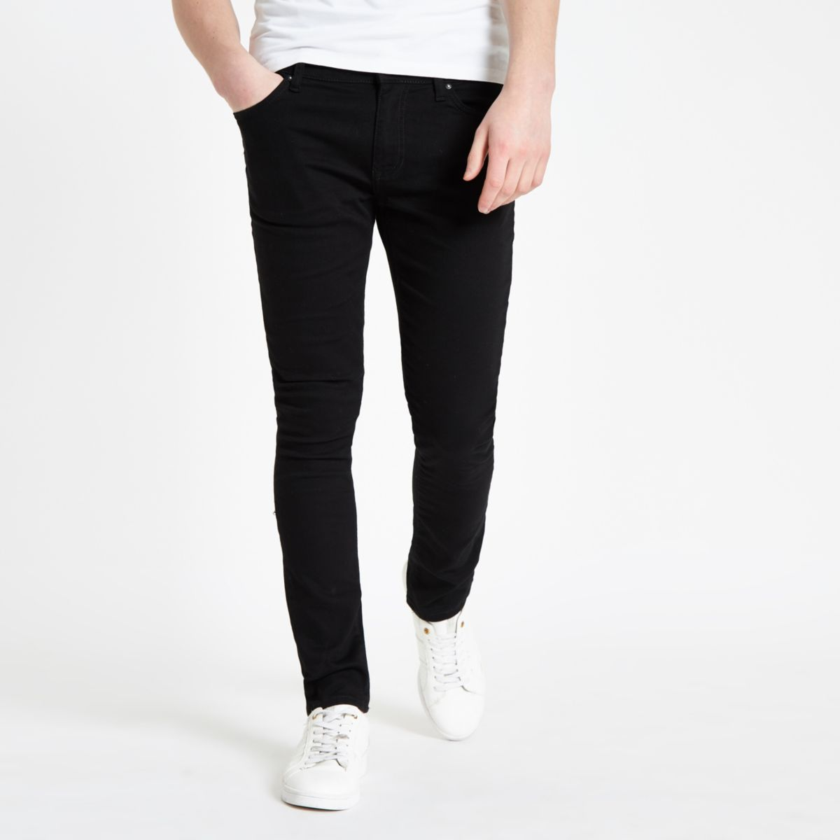 Black super skinny Danny jeans - Super Skinny - Jeans
