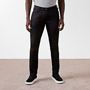 Black wash Dylan slim fit jeans