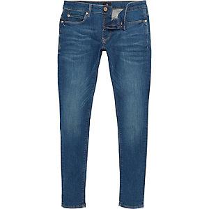 Ollie – Blaue Supperskinny Jeans