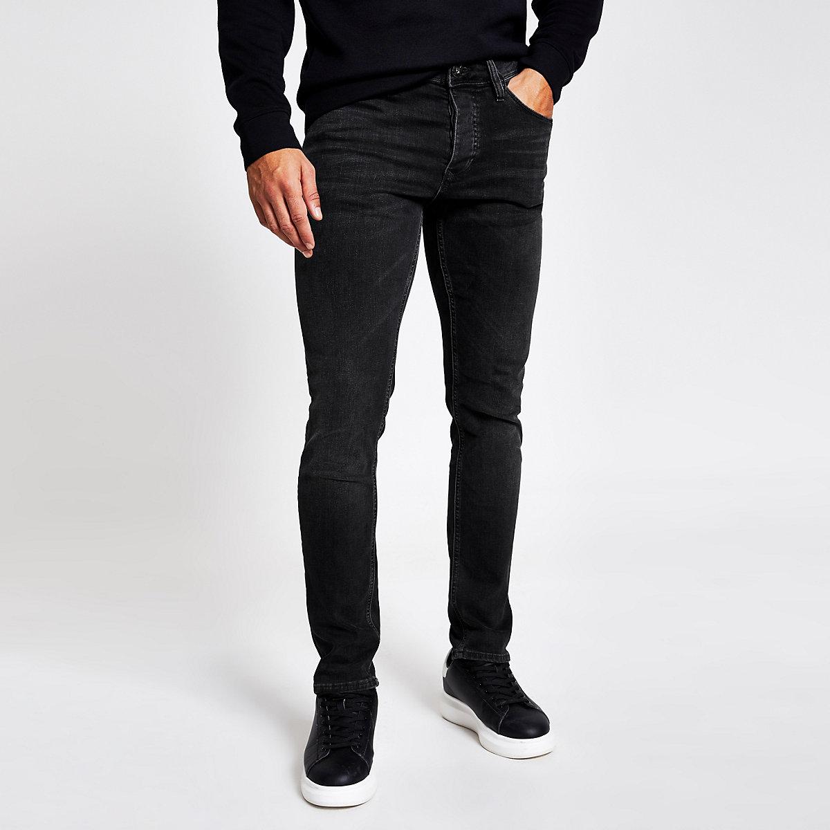 Dylan – Schwarze Slim Fit Jeans