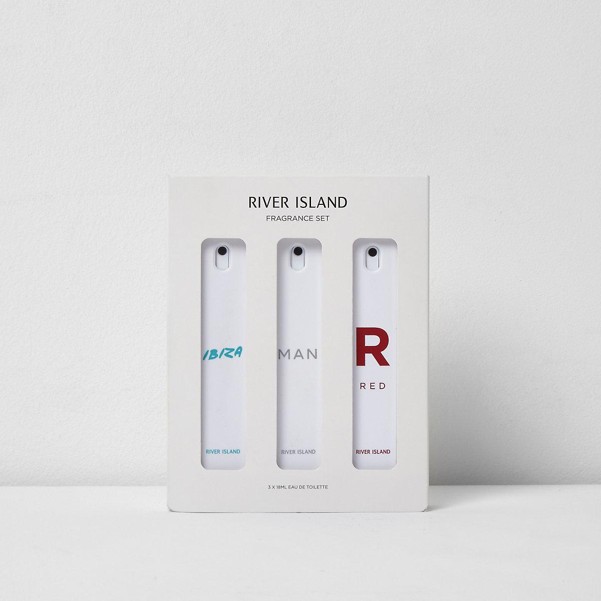 RI travel spray fragrance 18ml multipack