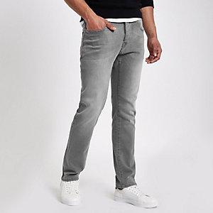 Dylan - Slim-fit jeans met grijze wash