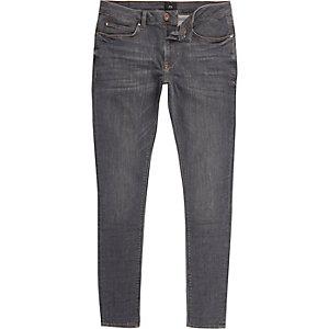Ollie – Dunkelblaue Superskinny Jeans