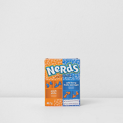 Wonka peach and wild berry Nerds