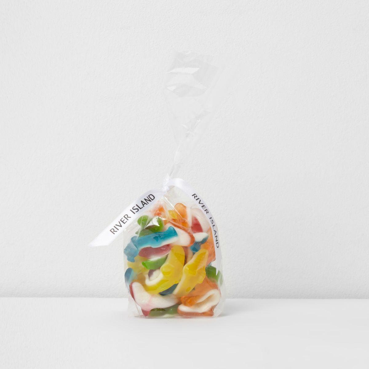 RI shark jelly sweets