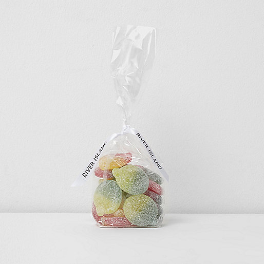 RI fizzy sour bauble sweets