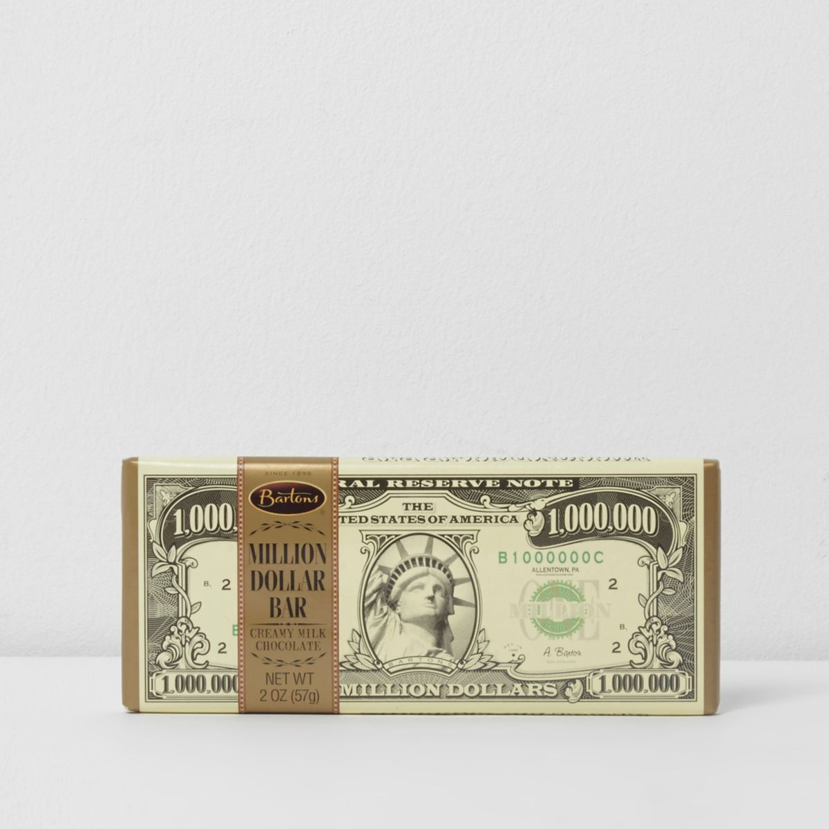 Bartons – Barre Million Dollar