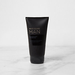 River Island Man re-energizing shower gel