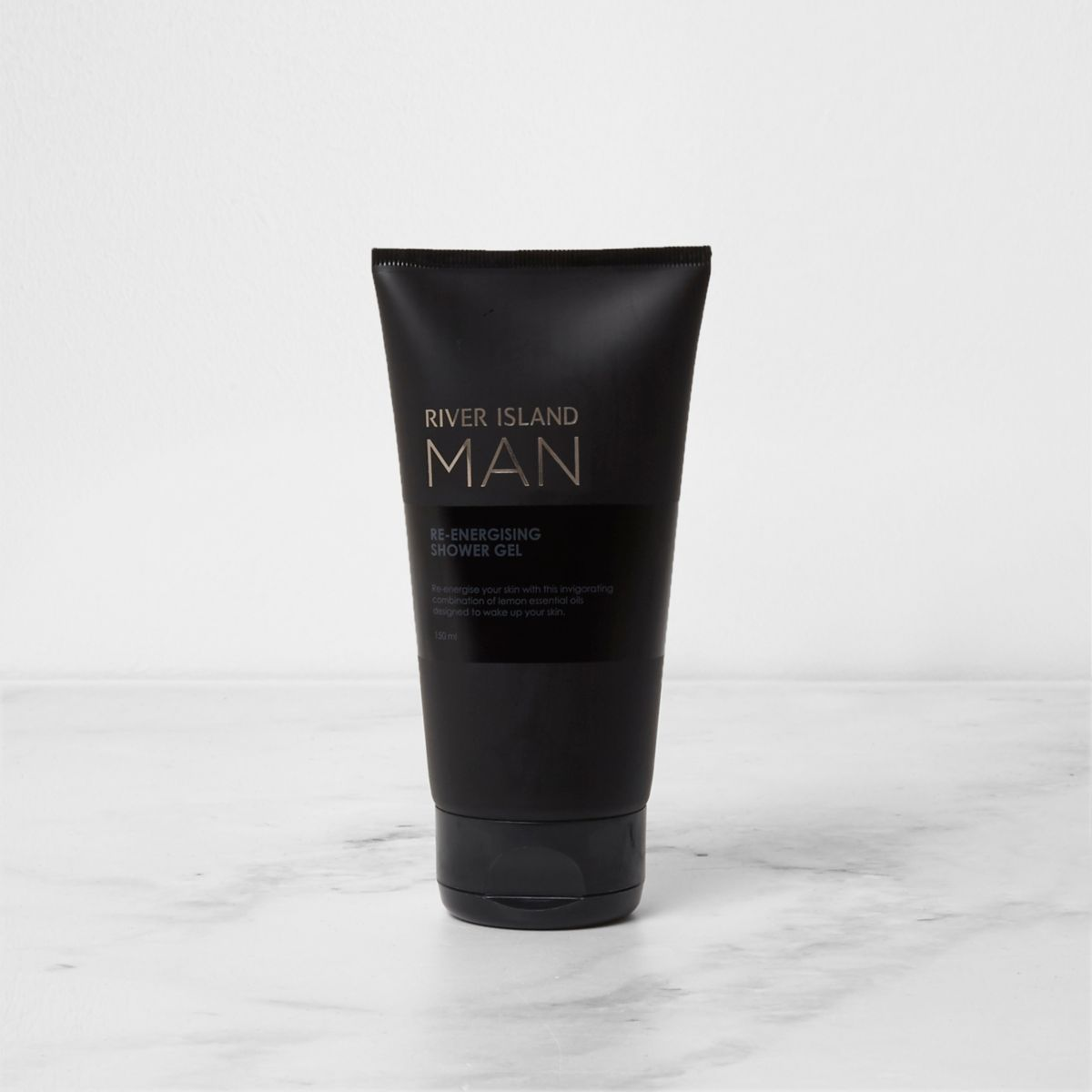 River Island Man re-energising shower gel