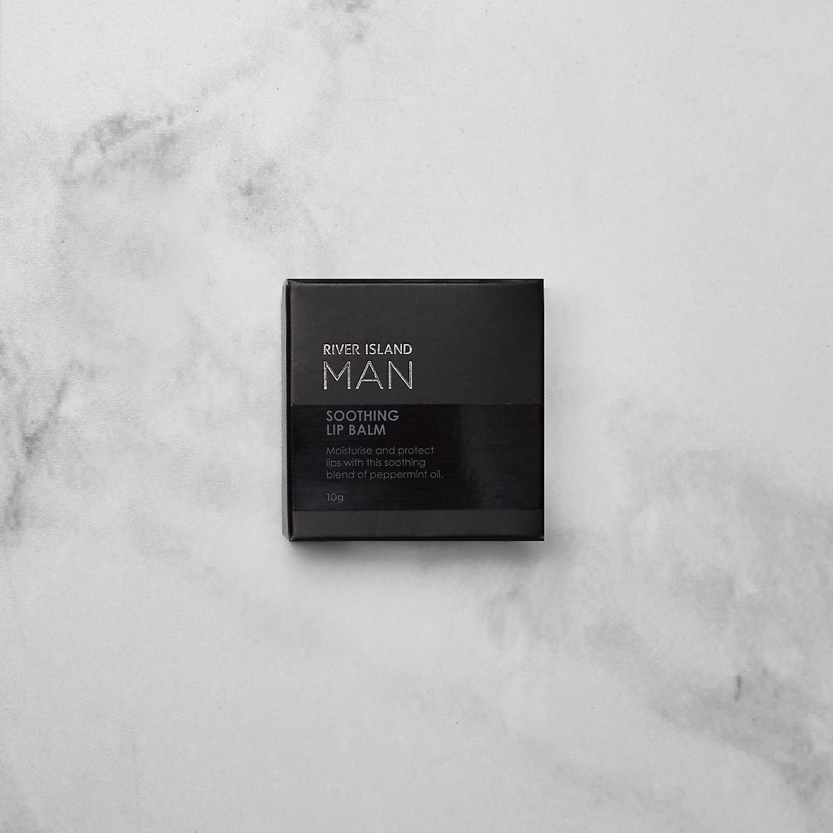 River Island Man soothing lip balm