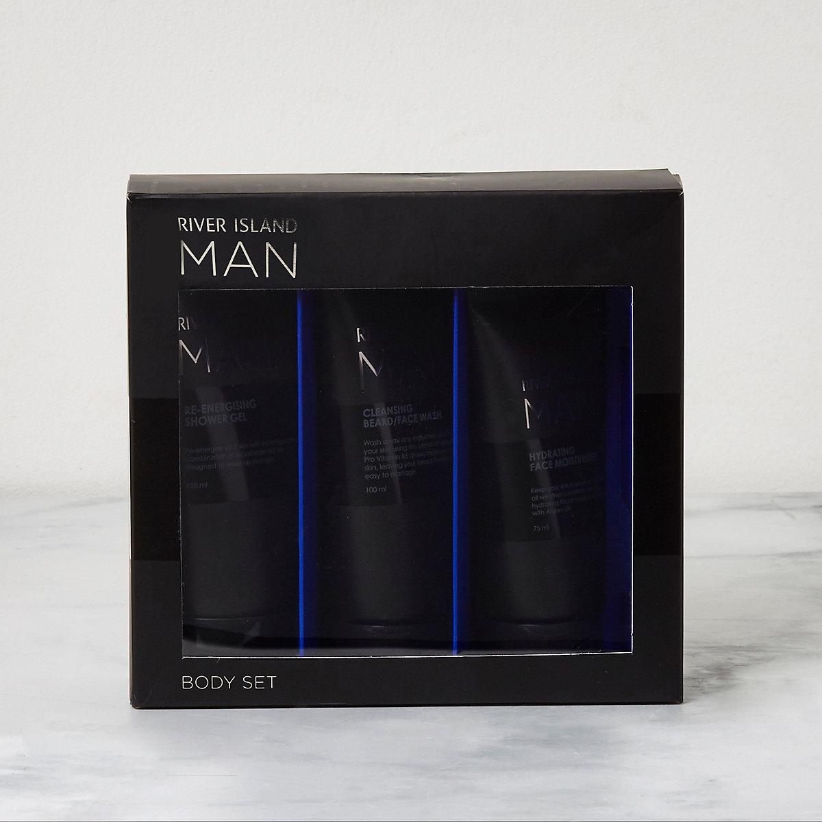 Black RI Man body set