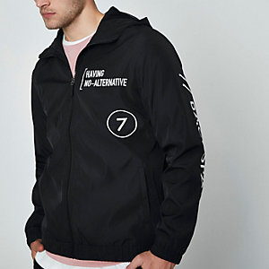 Black Only & Sons 'no alternative' jacket