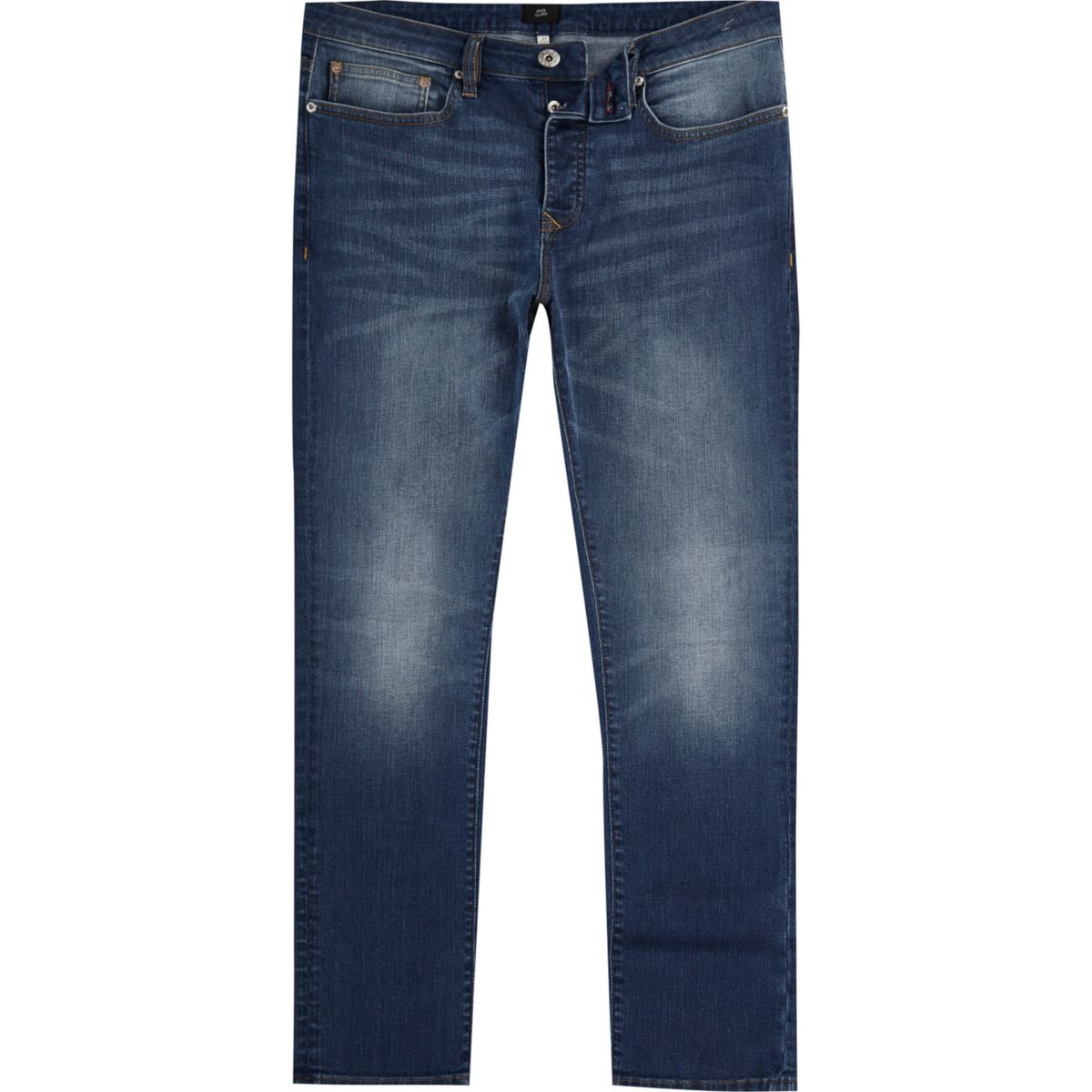 Mid blue fade Dylan slim fit jeans