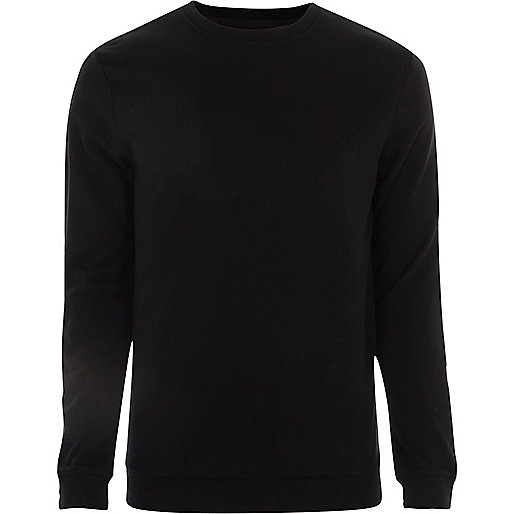 Black Only & Sons long sleeve T-shirt