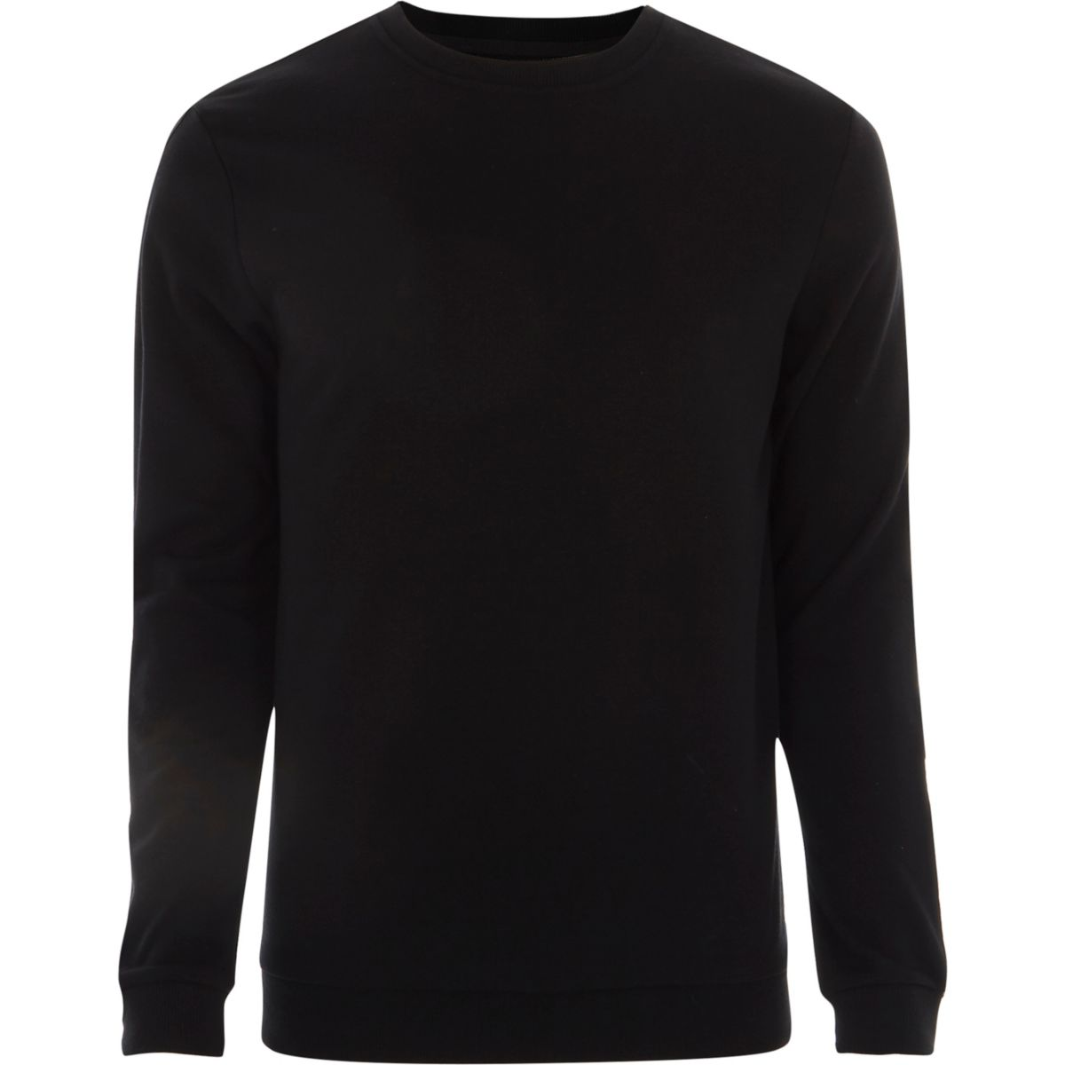 Black Only & Sons printed jumper