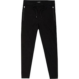 Only & Sons – Pantalon de jogging imprimé noir