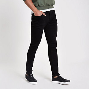 Stay Black Sid skinny jeans
