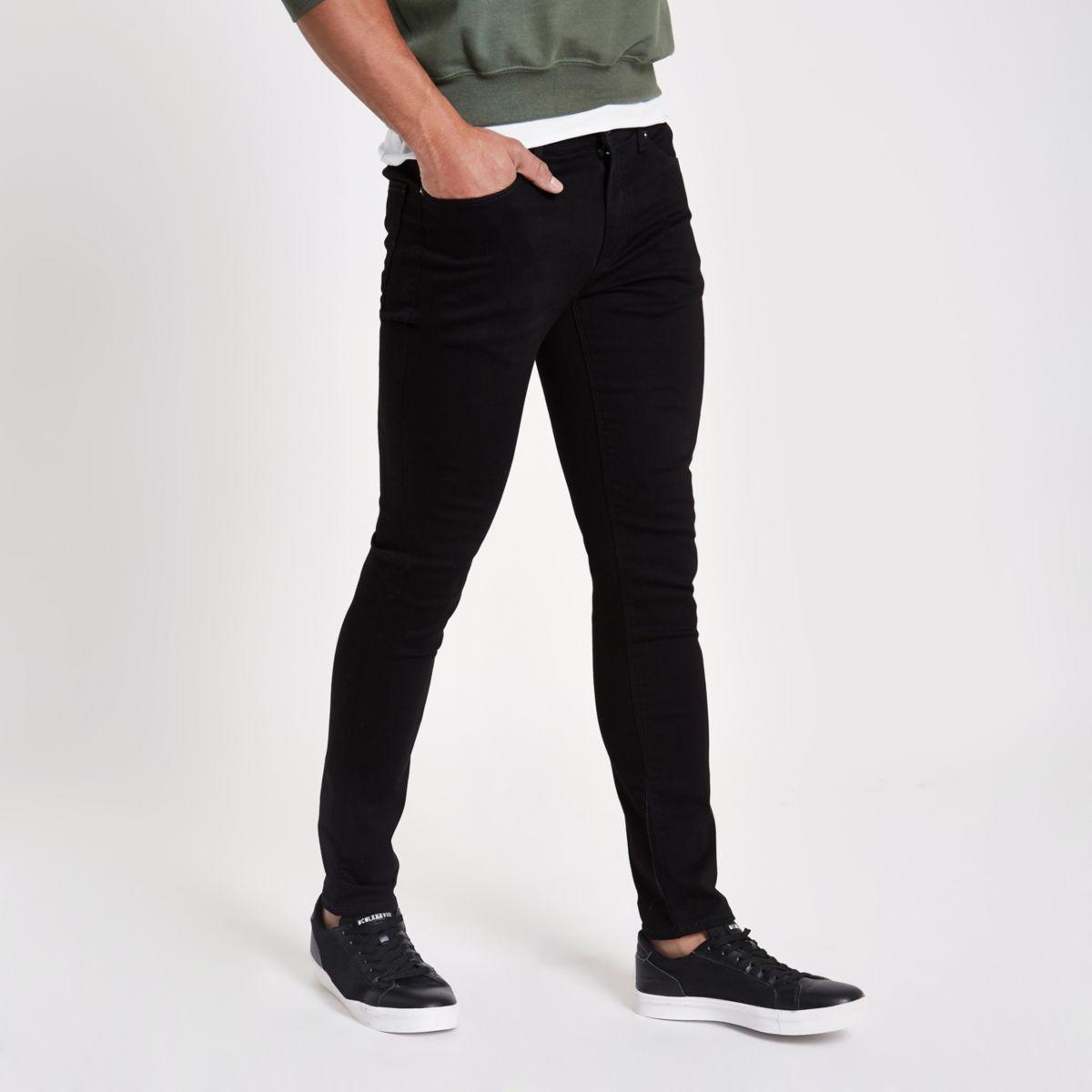 Stay Black Sid skinny jeans